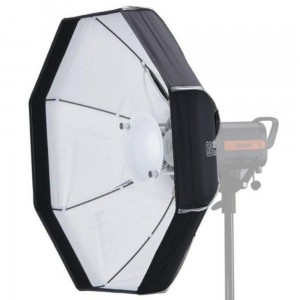 Modyfikator oktagonalny Phottix Luna II 60 Folding Beauty Dish