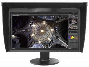 "EIZO Monitor LCD24"" CG248-4K, 4K UHD (3840x2160), ColorEdge"