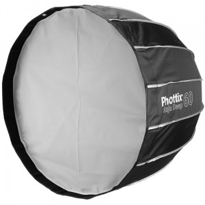 Softbox Hexagonalny Phottix Raja Deep 60 cm